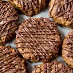 Four Ingredient Power Cookies (gluten free)