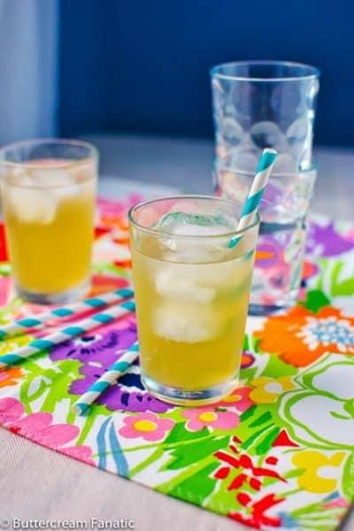 Lavender Lemonade Sparkler
