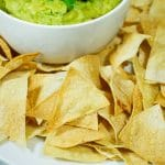 DIY Three-Ingredient Tortilla Chips