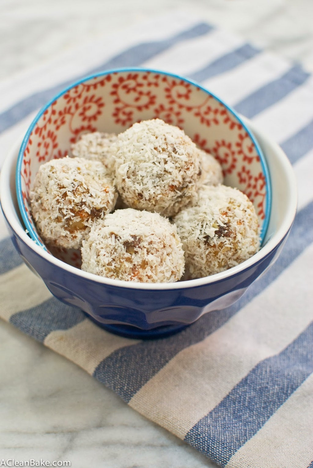 Carrot Cake Truffles (Grain Free, Gluten Free and Sugar Free)