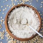 DIY Oat Flour (Gluten Free)
