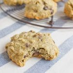Oatmeal Raisin Chocolate Chip Walnut Cookies (Gluten-free)