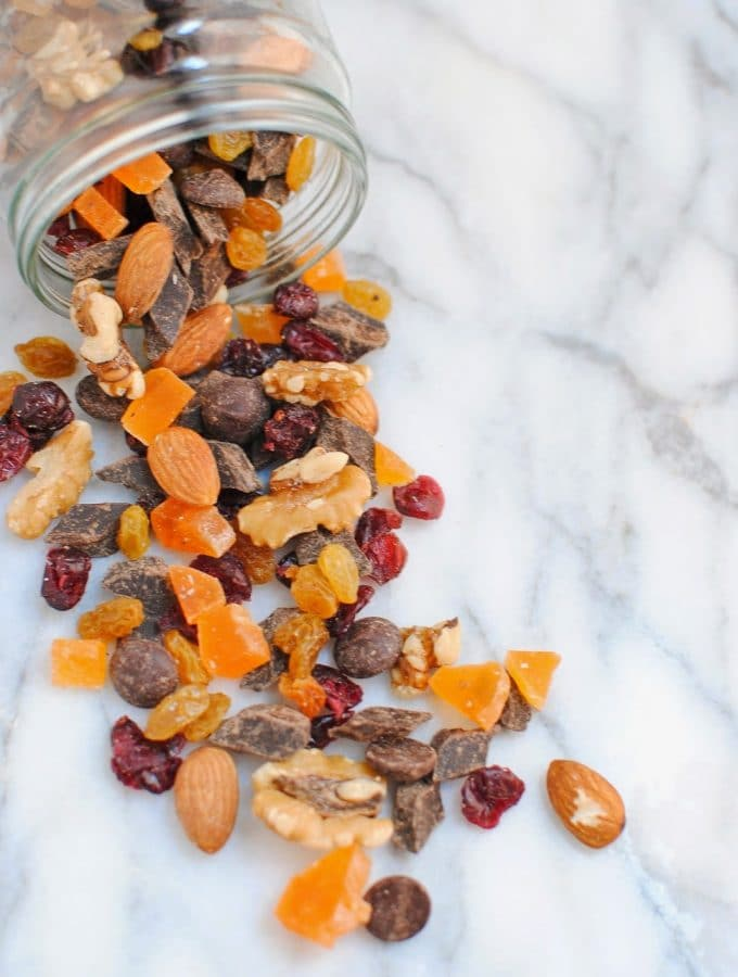The Best Road Trip Trail Mix
