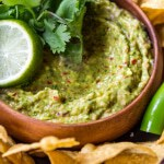 Guacamole in the Food Processor