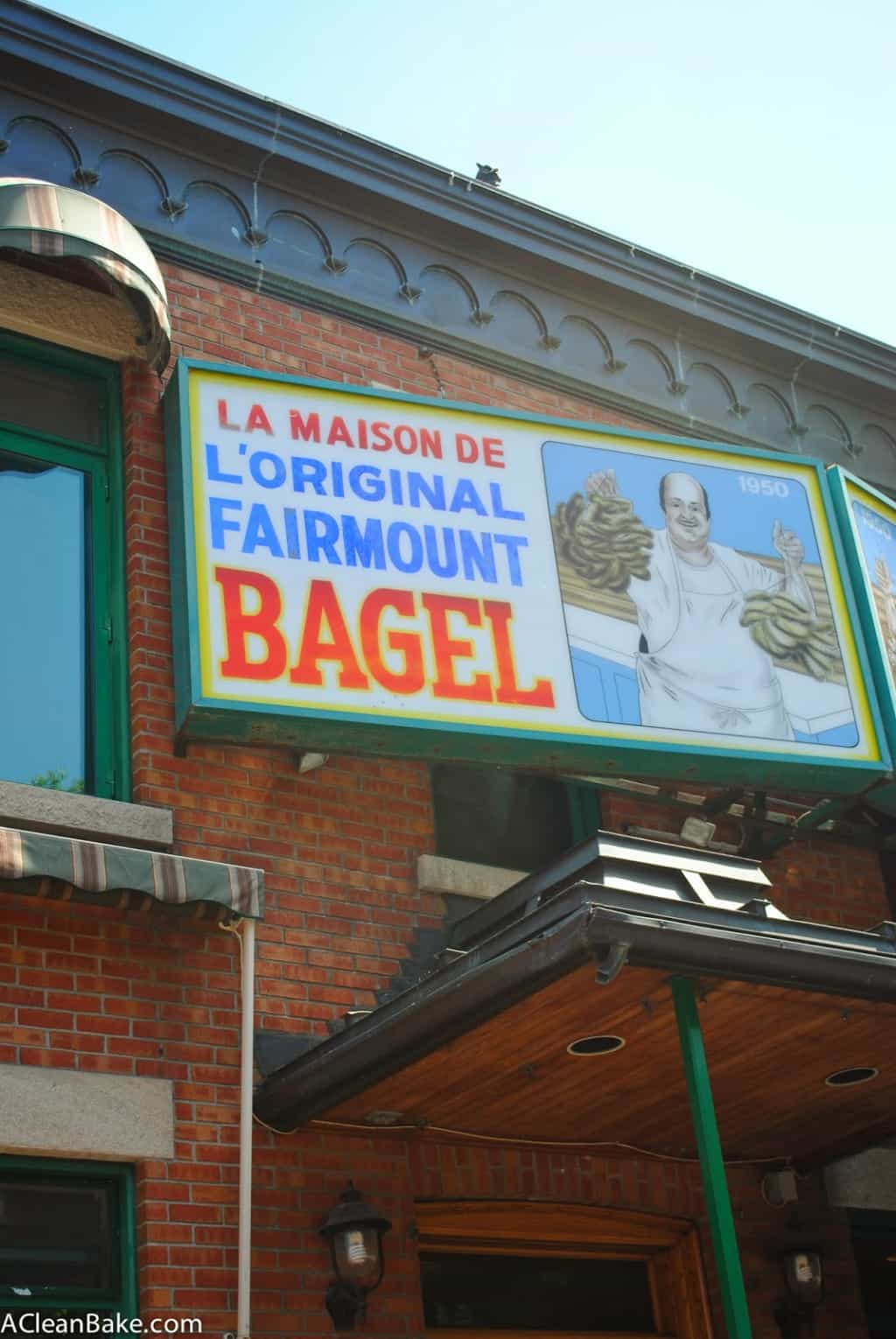 A Virtual Tour of Montreal's Sites and Flavors from ACleanBake.com