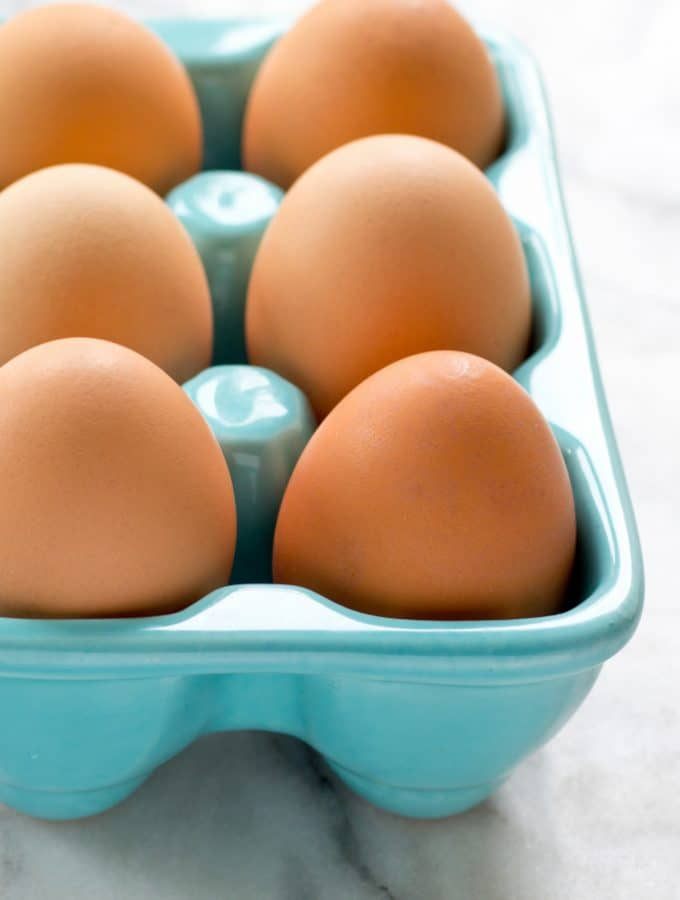 How To: Make Hard Boiled Eggs in the Oven