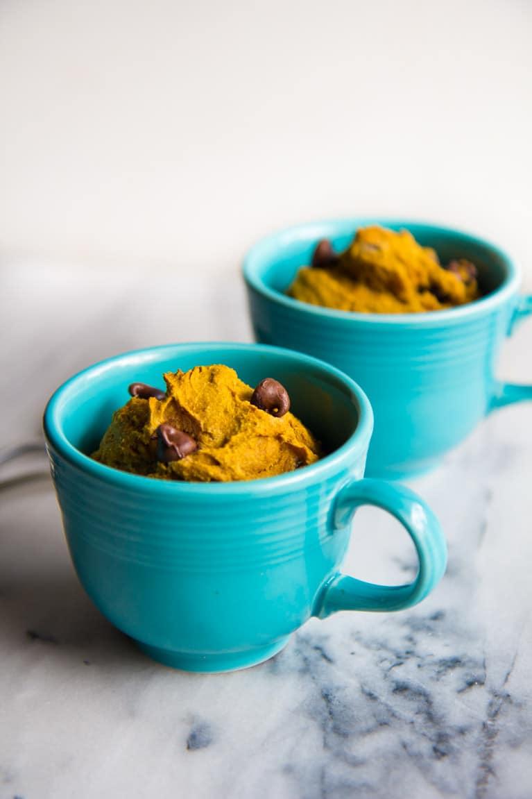 Guest Post | Small Batch Pumpkin Mug Muffins