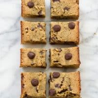 Grain-Free Blondies