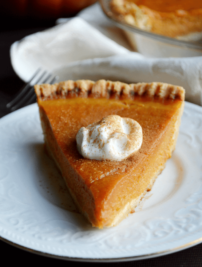 Guest Post | Paleo Pumpkin Pie