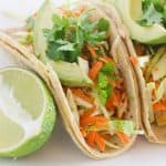 Lightened Up Fish Tacos + A Taste of Puerto Rico