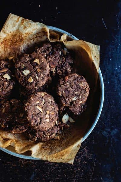 Guest Post | Copycat Kashi Almond Butter Cookies (gluten free and vegan)