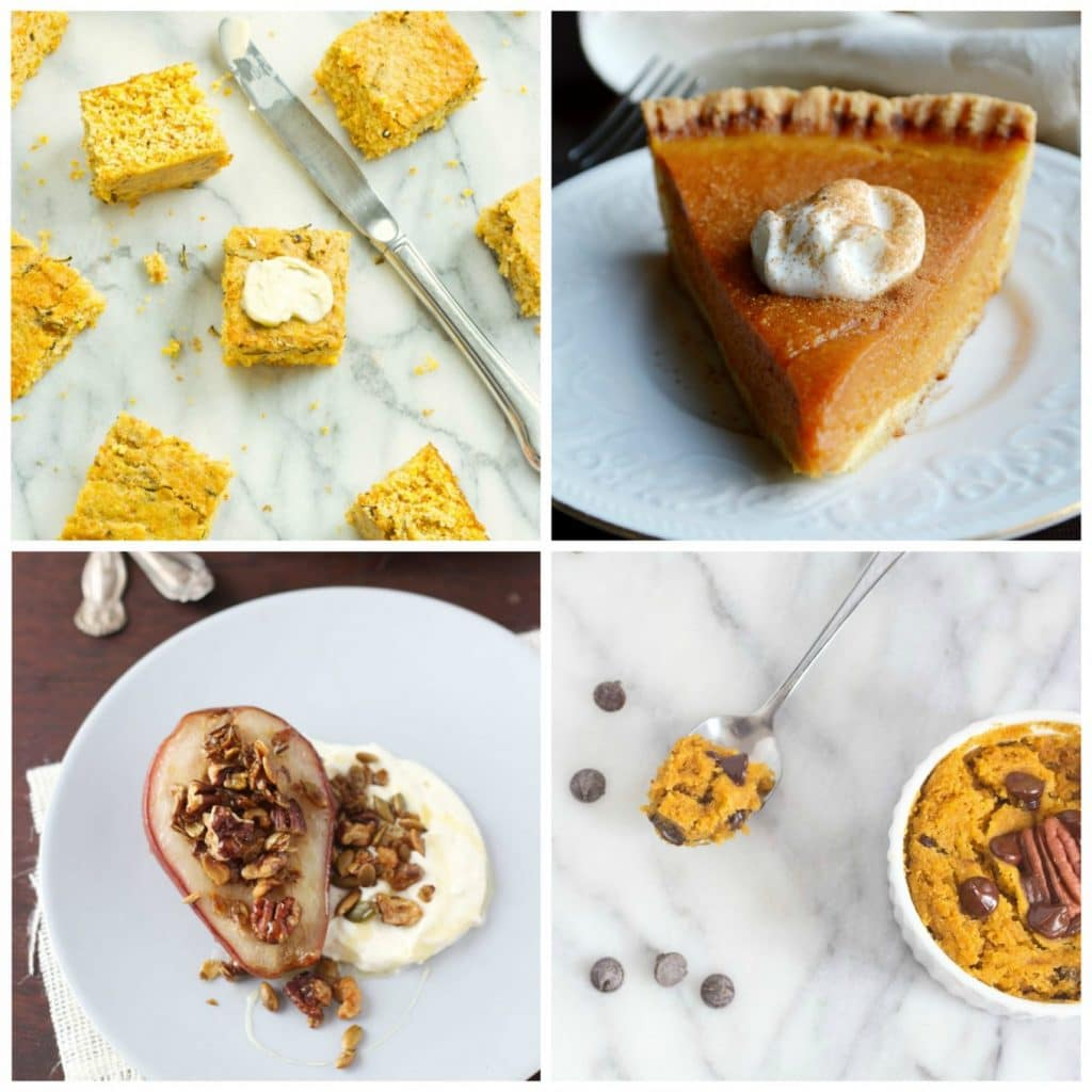 Clean Thanksgiving Recipes
