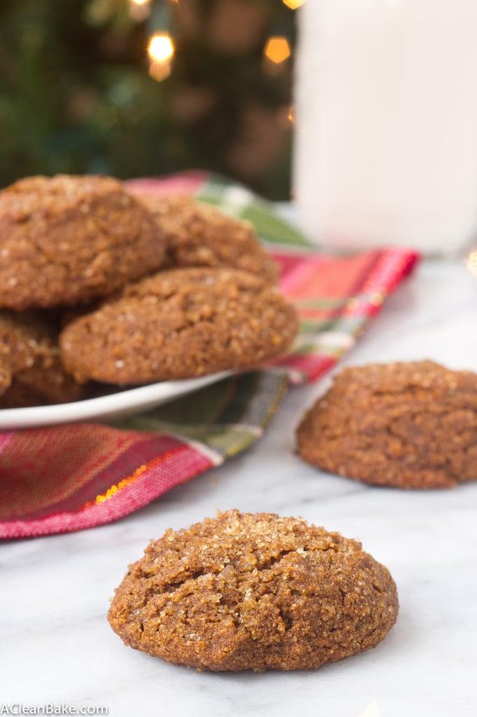 Grain-Free Gingerbread Cookies