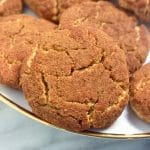 Thick and Chewy Grain Free Snickerdoodles