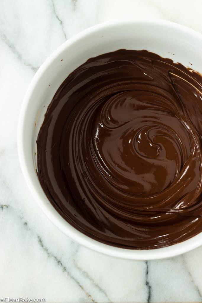Spicy Chocolate Popcorn Snack Mix #glutenfree #vegan