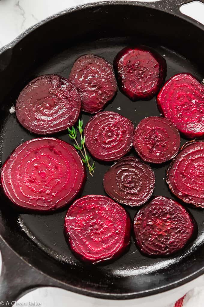 Learn how to Roast Beets - The delicious way! (#glutenfree, #vegan, #paleo, #lowcarb, and #whole30)