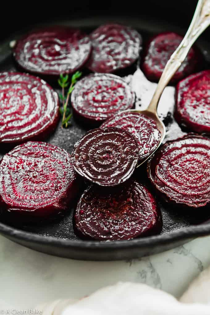 How To Make Delicious Roasted Beets #glutenfree #paleo #vegan #lowcarb #healthy