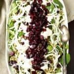 Roasted Beet and Pepita Winter Salad (vegan, gluten-free, paleo-friendly)