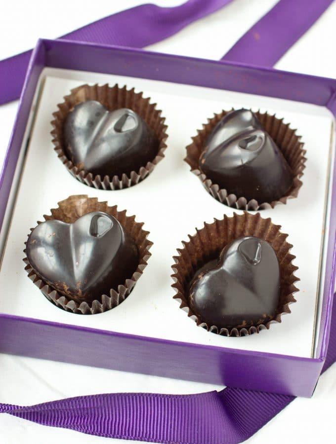 Homemade Sugar-Free Dark Chocolate