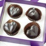 Homemade (Sugar-Free) Dark Chocolate