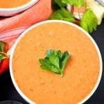 Cream of Tomato Soup (Vegan and Paleo)