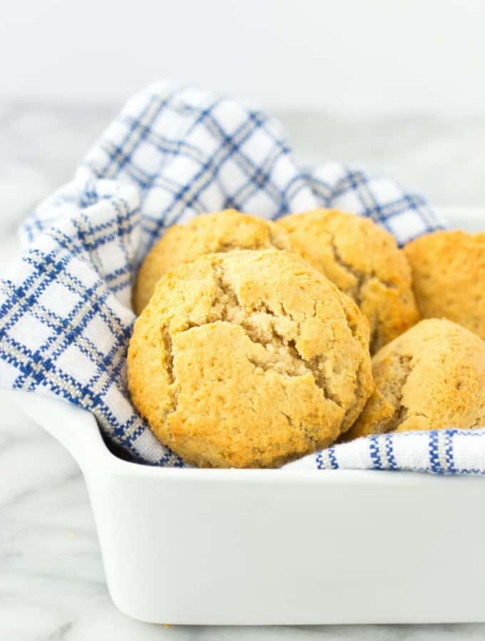 Easy Grain-Free Biscuits