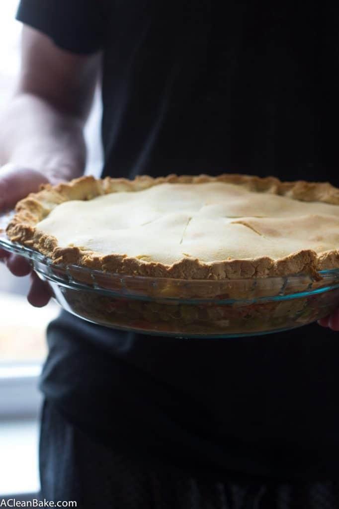 Gluten-Free and Grain-Free Chicken Pot Pie