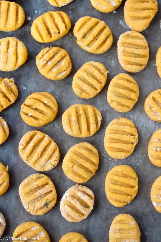 Grain-Free Gnocchi (Gluten-Free and Paleo)