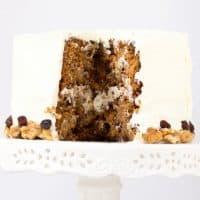 Grain-Free Carrot Cake