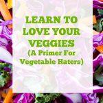 Tricks for Cooking Vegetables