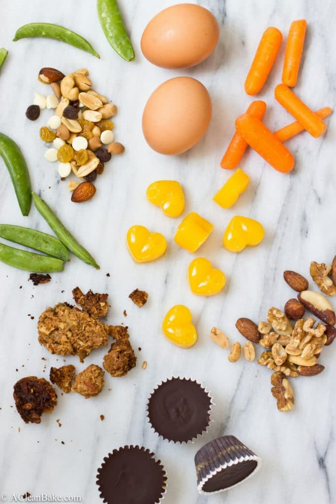 Gluten-Free and Paleo-Friendly Plane Snacks