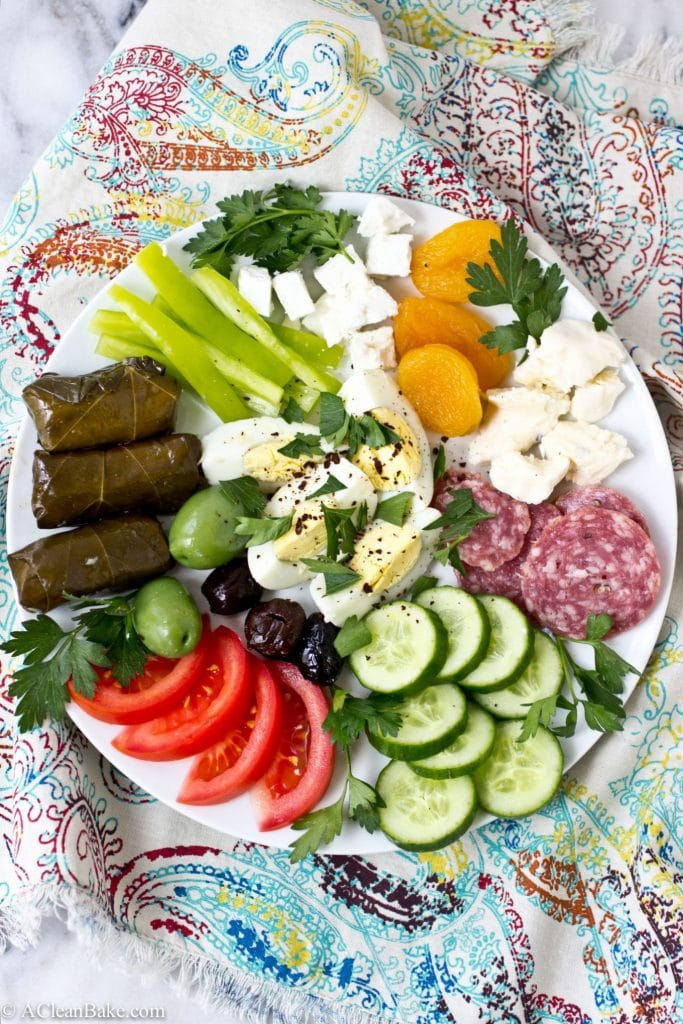 Turkish breakfast is a delicious (and healthy) way to start the day! #glutenfree #paleo