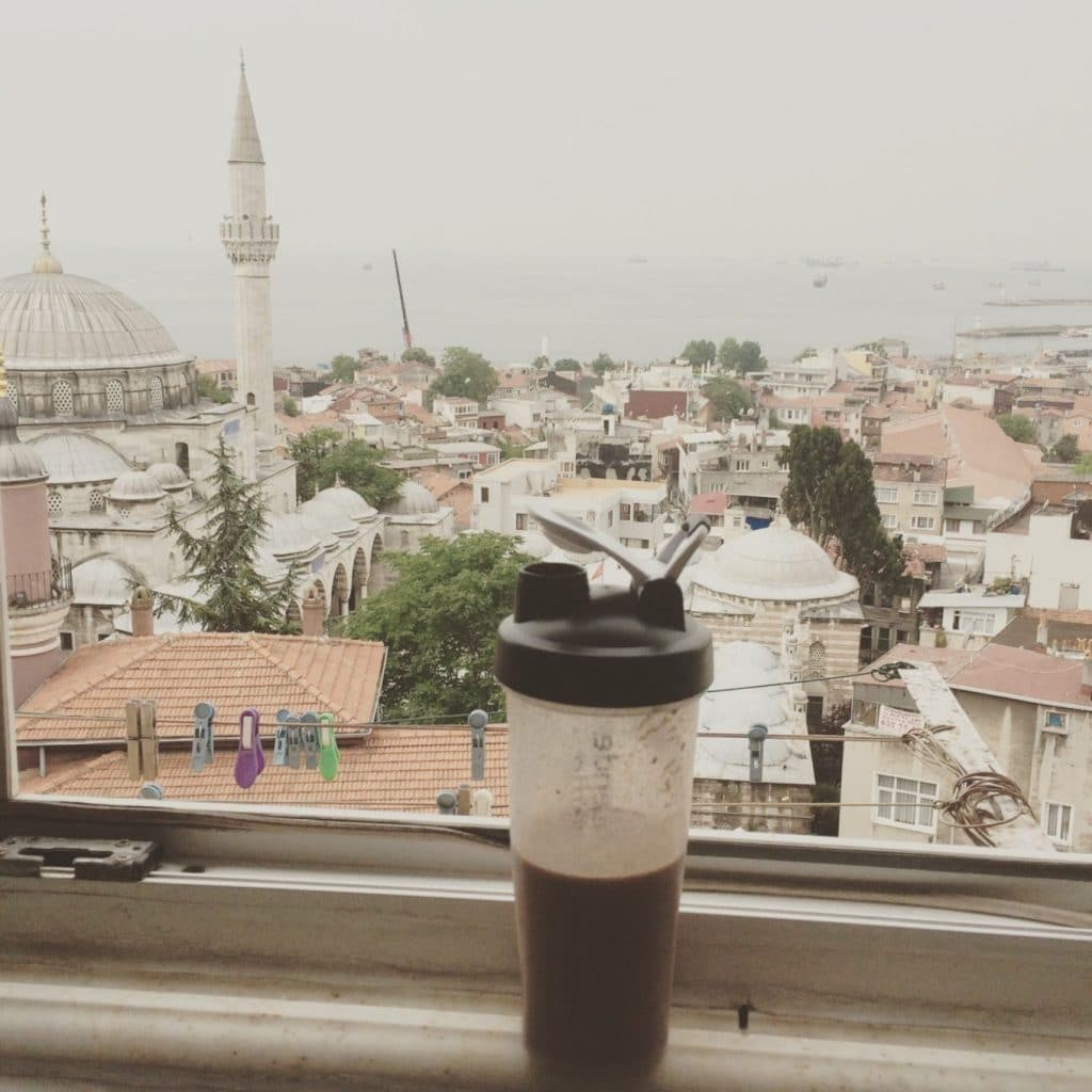 Eating Gluten Free and Paleo in Istanbul (Guide from ACleanBake.com)