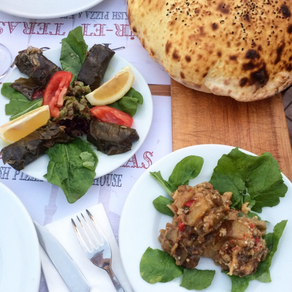 How to Eat Like a (Gluten Free and Paleo) Boss in Istanbul