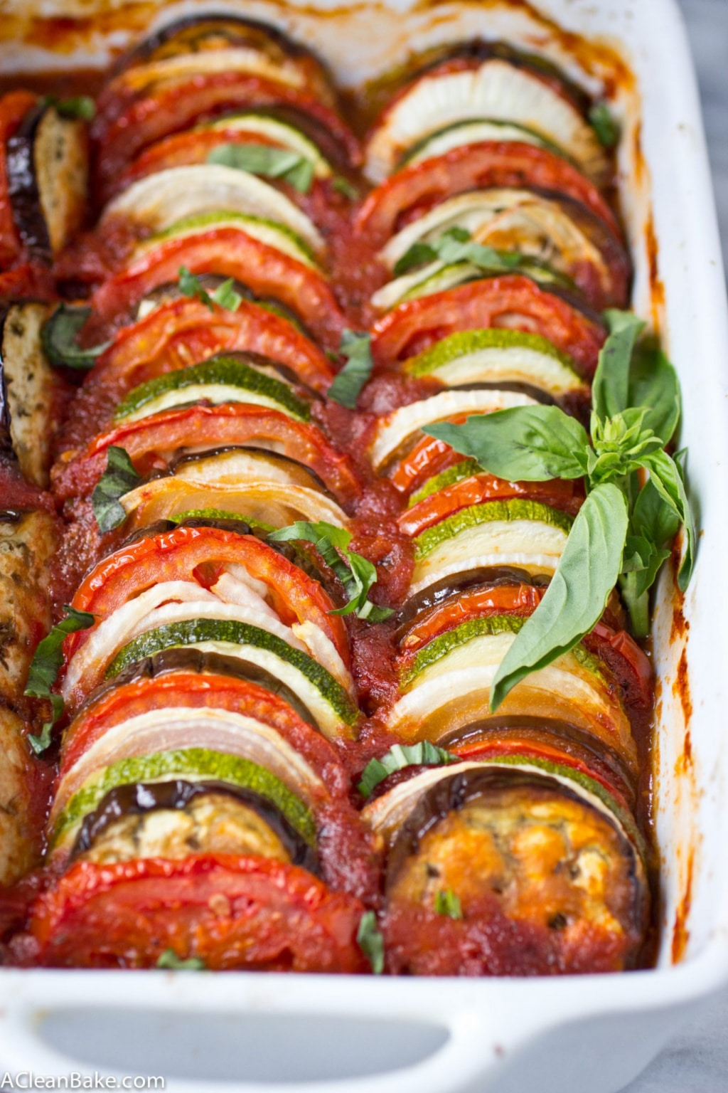 This Ratatouille recipe comes together quickly for a fresh weeknight ...