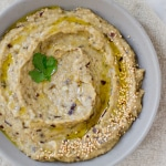 Roasted Garlic Babaganoush