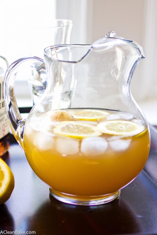 Lavender Bourbon Arnold Palmer
