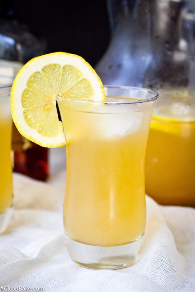 Lavender Arnold Palmer (Bourbon Optional!)