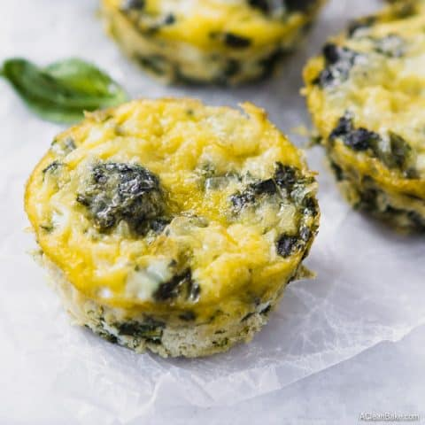 Freezer-Friendly Mini Frittatas