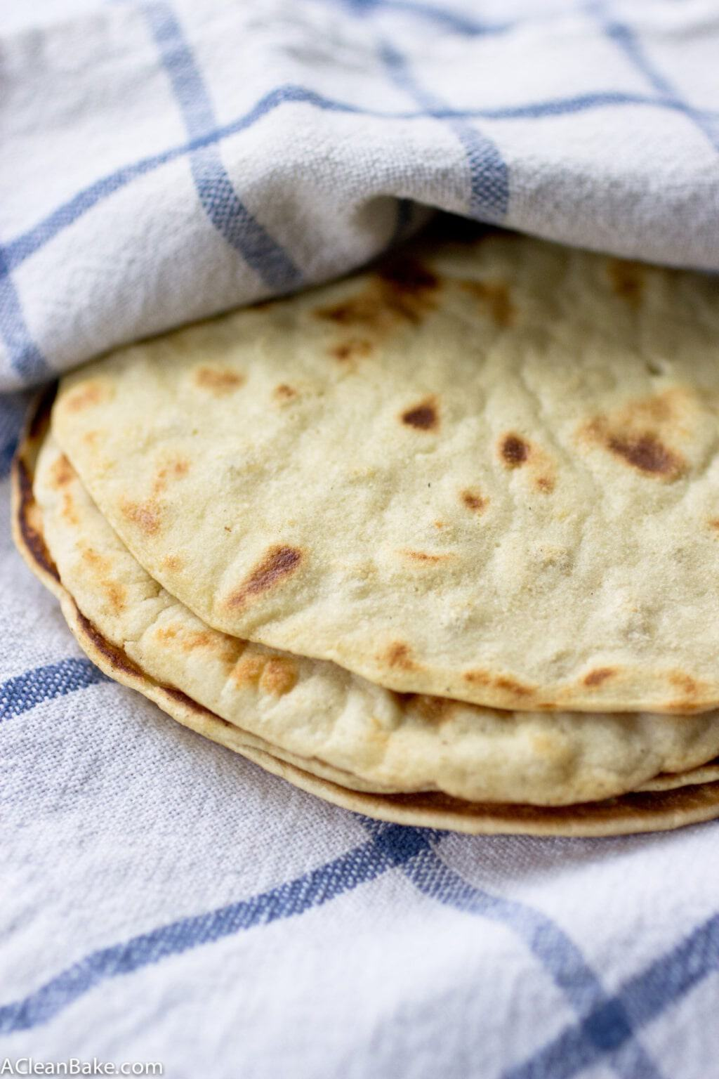 Grain Free Tortillas (paleo, nut free, clean eating) | A