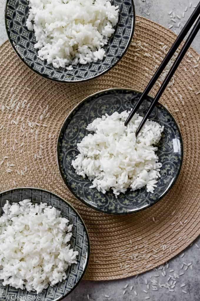Slow Cooker Rice- How To Cook Rice In The Crock Pot (gluten free and paleo side dish)