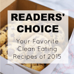 Your Favorite Recipes of the Year + A 3-Minute Reader Survey