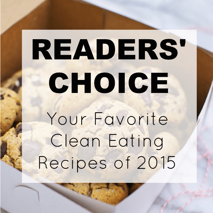 2015 Best Recipes from ACleanBake.com