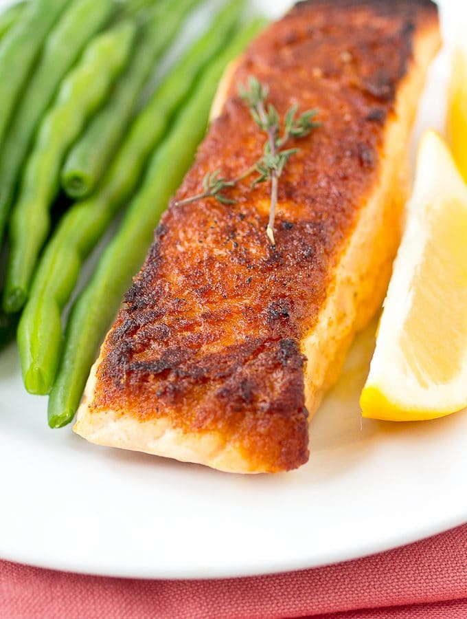 How To Make Perfect Seared Salmon (It's Easy Enough For Weeknights)