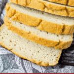 slices of warm sandwich bread