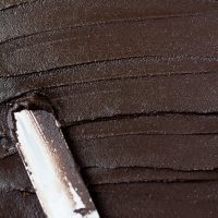 2 Ingredient Dairy Free Chocolate Frosting