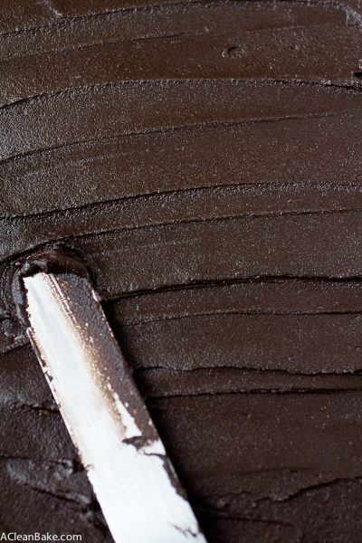 Paleo and Dairy Free Chocolate Frosting (2 ways, including a sugar free option!)