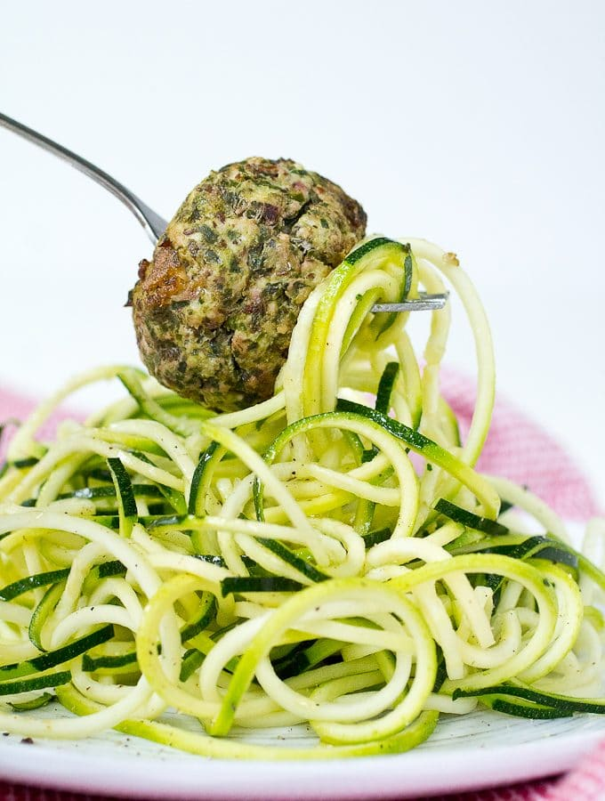 Green Meatballs