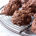 No-Bake Chocolate Macaroons