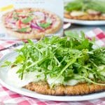Grilled Pizzas (Grain free, gluten free, and paleo)